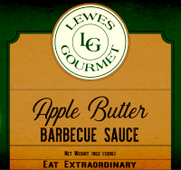 lewes-gourmet-fruit-butters, jams-sauces-and-canned fruits